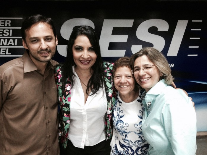 Eliana Printes_SESI Roraima