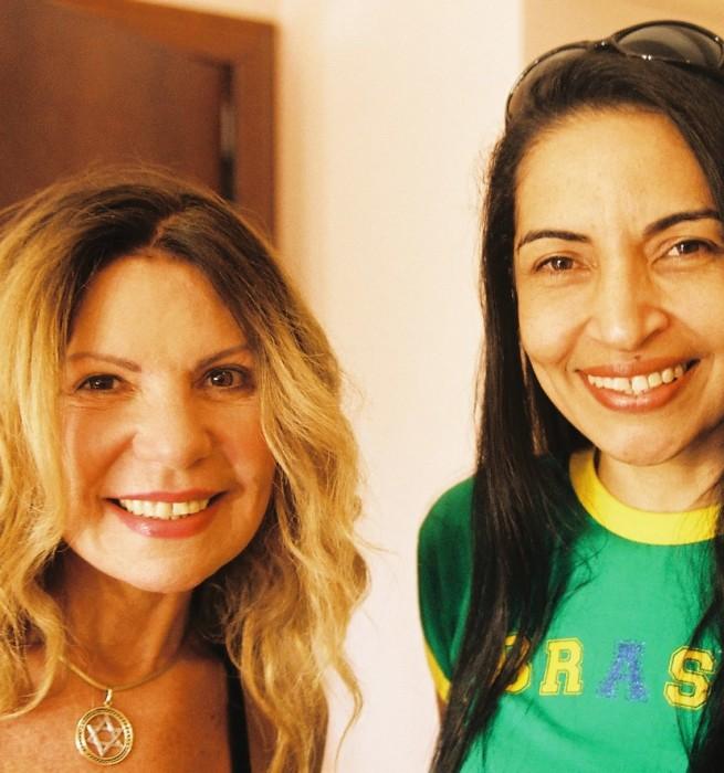 eliana e elba show vivo Rio