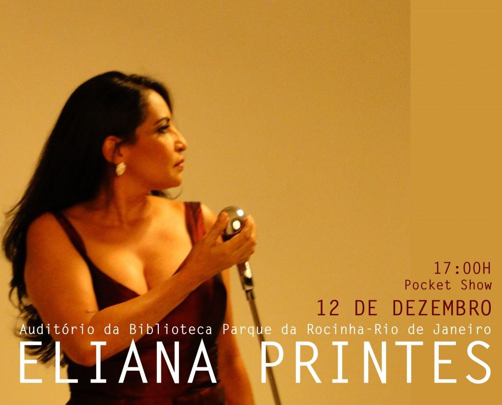 Eliana Printes show auditorio parque da Rocinha