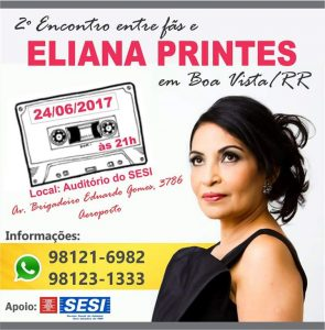 Eliana printes Boa Vista2017