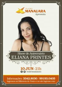 cartaz eliana printes